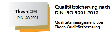 ISO 9001 Zertifizierung und Zertifikat