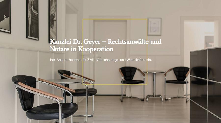 Kanzlei Geyer ISO 9001 Bochum